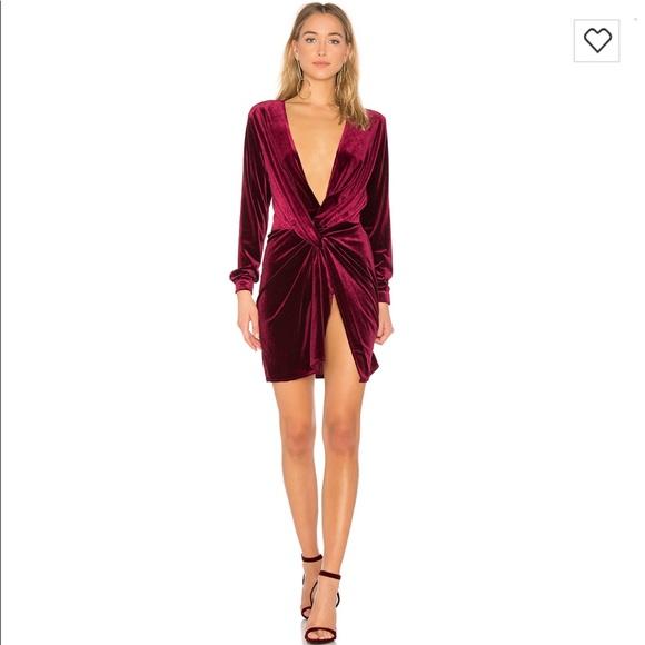 scarpe sportive moda più desiderabile prezzo favorevole lioness Dresses | Beautiful Burgundy Dress | Poshmark